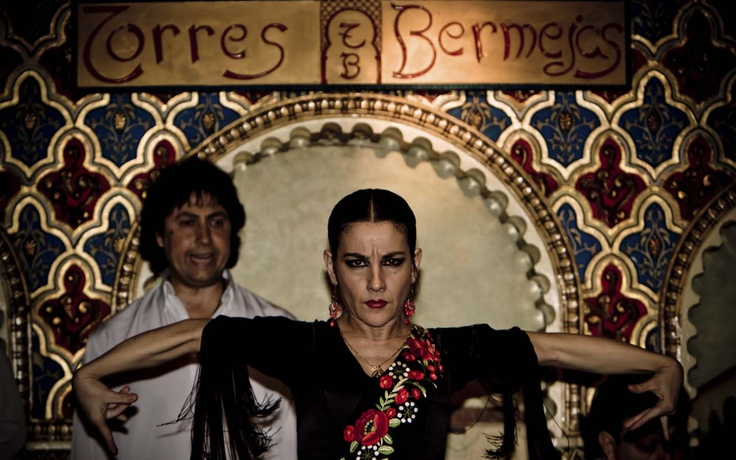 Tablao Flamenco Torres Bermejas en Madrid