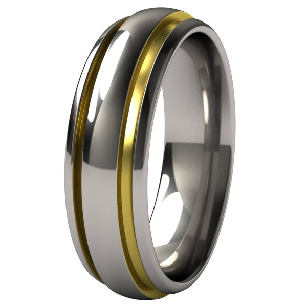 1000 Images About Colored Titanium Rings On Pinterest