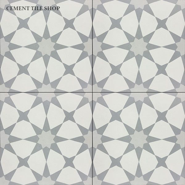 Another possibility for bathroom floor: Cement Tile Shop - Encaustic Cement Tile Atlas I