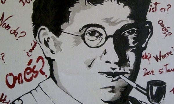 On és Andreu Nin? - Original acrylic paint.
