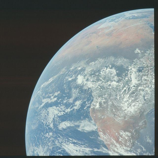 La grande époque de la conquête spatiale en quelques milliers de photos   The Creators Project