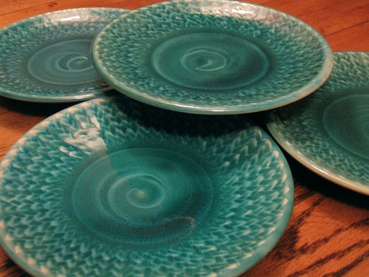 blue that is accentuated in the soda kiln to create and incredible ...