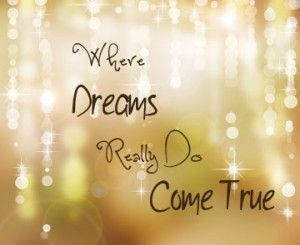 Image From My Blog Post: Where Dreams Really Do Come True   Part 2