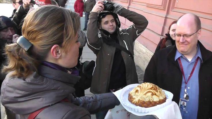 Пикет у консульства США в Петербурге