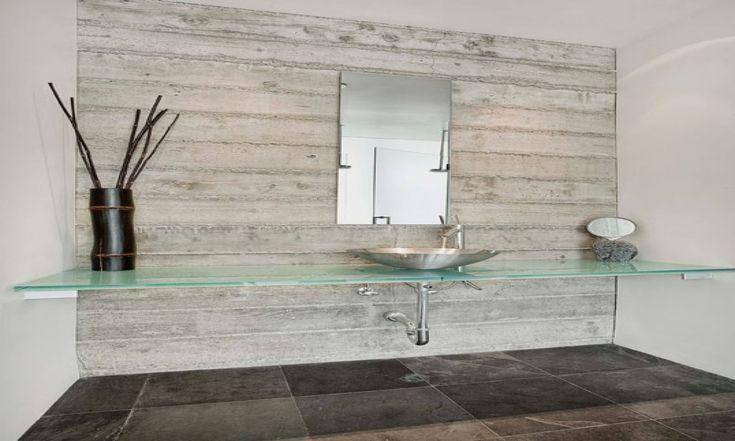 Bathroom paneling waterproof