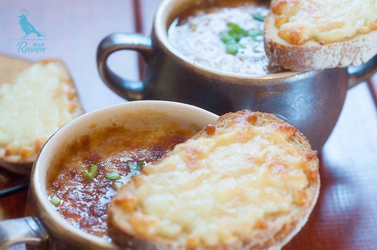 zupa cebulowa | onion soup