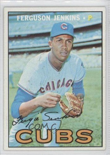 Fergie Jenkins Chicago Cubs (Baseball Card) 1967 Topps #333 by Topps. $15.00. 1967 Topps #333 - Fergie Jenkins