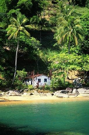 "Ilhabela, Sao Paulo, Brazil. The largest island along Brazil's coast and, literally, a ""beautiful island,"" Ilhabela offers visitors almost 40 kilometers of pristine beaches and a tropical island's worth of hiking trails, waterfalls and even a nascent party scene."