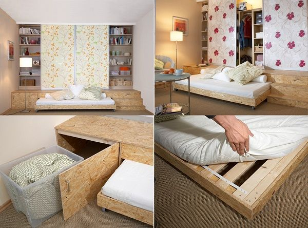 Best 25 Hidden Bed Ideas On Pinterest Spare Room With