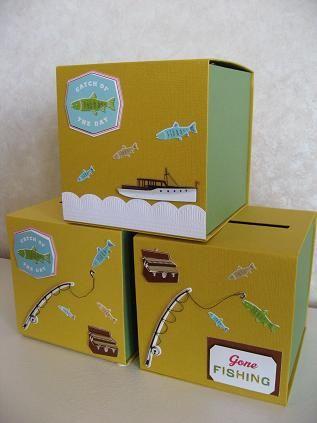 Tissue paper box.