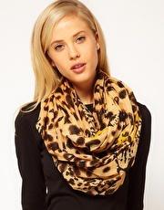 ASOS Cheetah Print Snood