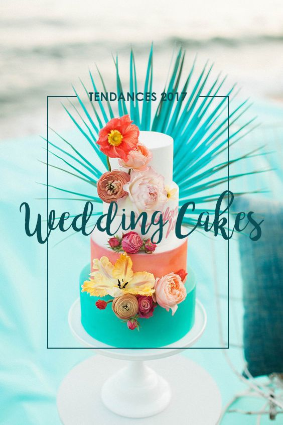Feed Traiteur décryptent les tendances 2017 des Wedding Cakes sur @lyonmariage !  #mariage #wedding #mariage2017 #tendance #inspiration #weddingcake #naked #drip #chalkboard #cake #gateau #maries #traiteur #lyon