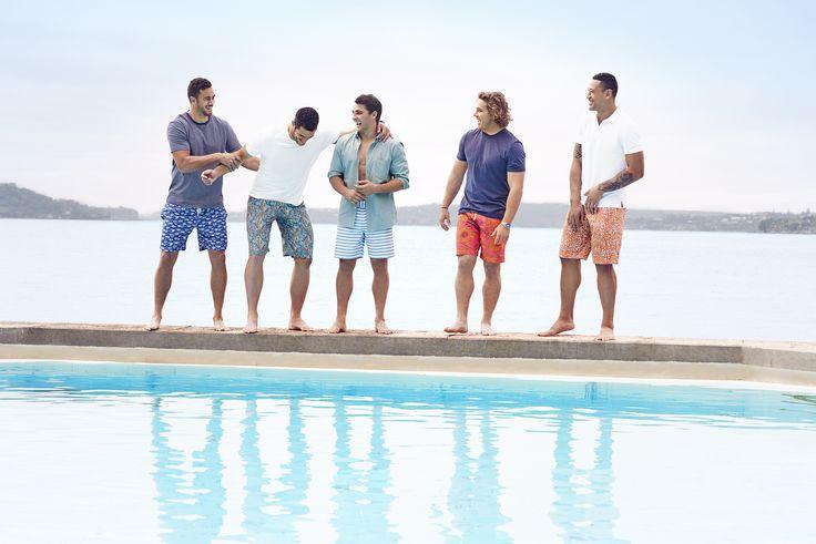 Wallabies - The Gentlemen of Summer.   The Wallabies show off their best Sportscraft looks for this Summer.   Shop the Wallabies looks > http://goo.gl/2Ux0IN