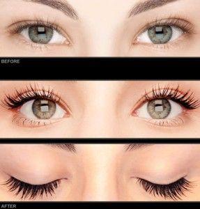 eyelash extensions types - Google Search