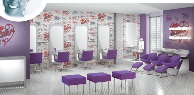 Resultado de imagen para mesas para peluqueria