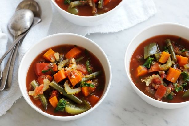 This nourishing soup from taste member, 'josieann' is full of flavour and low kilojoule too.