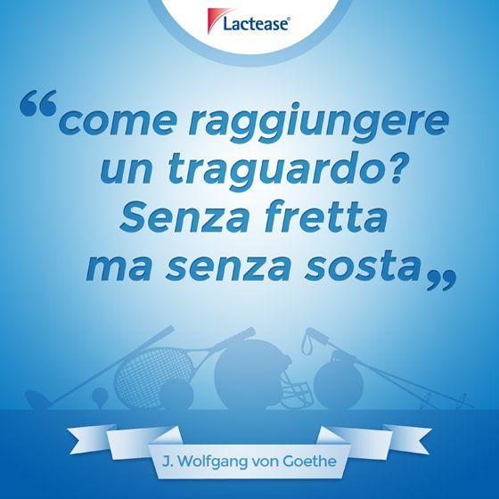 #EmotiCardsLactease #Lactease #Citazioni #Goethe