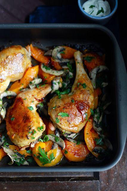 Csibe: Töltött csirkecombok