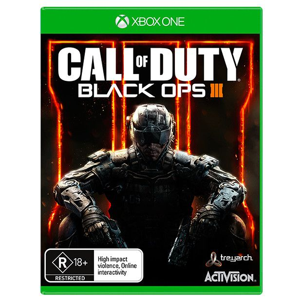 Call Of Duty Black Ops 3 R18+ - Xbox One | Target Australia