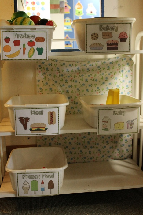 Kinder Garden: 17 Best Images About Grocery Store Activities On Pinterest