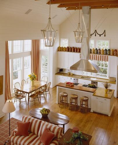 Family Room - traditional - family room - seattle - Sullivan Conard Architects