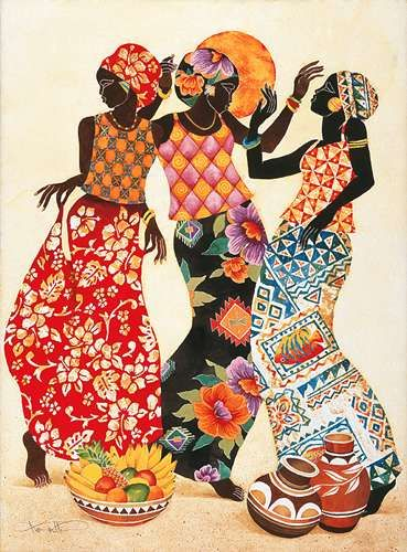 """Jubilation"" by Keith Mallett"