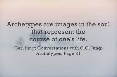 Carl Jung Archetypes | ... life. ~Carl Jung; Conversations with C.G. Jung; Archetypes; Page 21