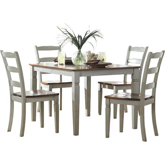 kayla 5 piece dining set deco ideas kitchen dining sets dining rh pinterest com