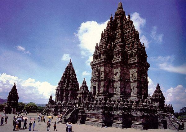 prambanan temple , yogyakarta