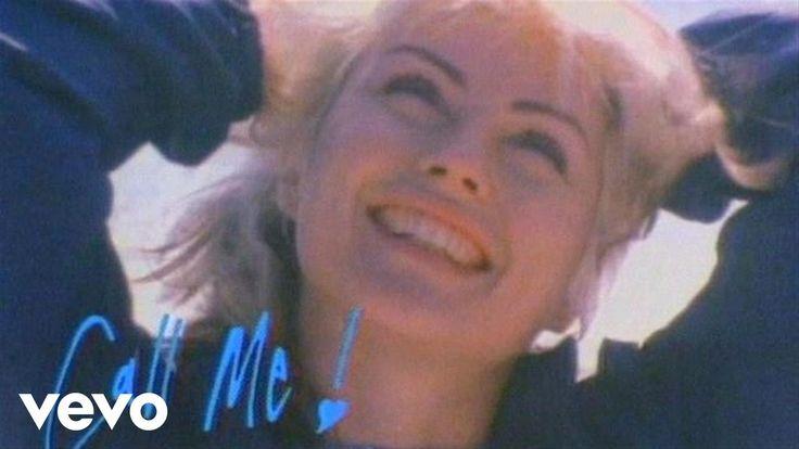 Buon Compleanno a Debbie Harry: Call me, con testo e video