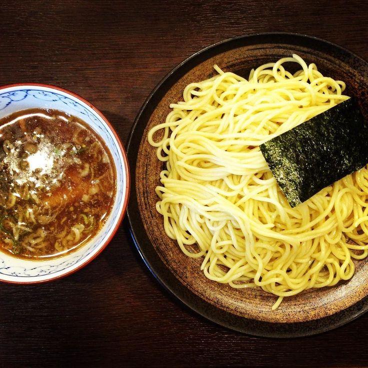 2016.5.31 麺屋はやしまる つけ麺 醤油 #ラーメン #ramen #つけ麺 #醤油 #麺屋はやしまる #高円寺 #ランチ #lunch by kutibiruouji