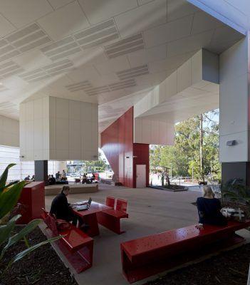 Griffith University Learning Commons, Gold Coast - e-architect