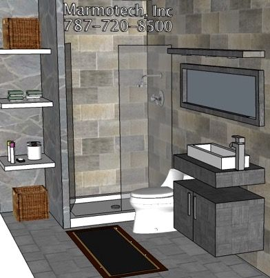 8 best BATHROOM: 6x10 images on Pinterest | Interiors and ...
