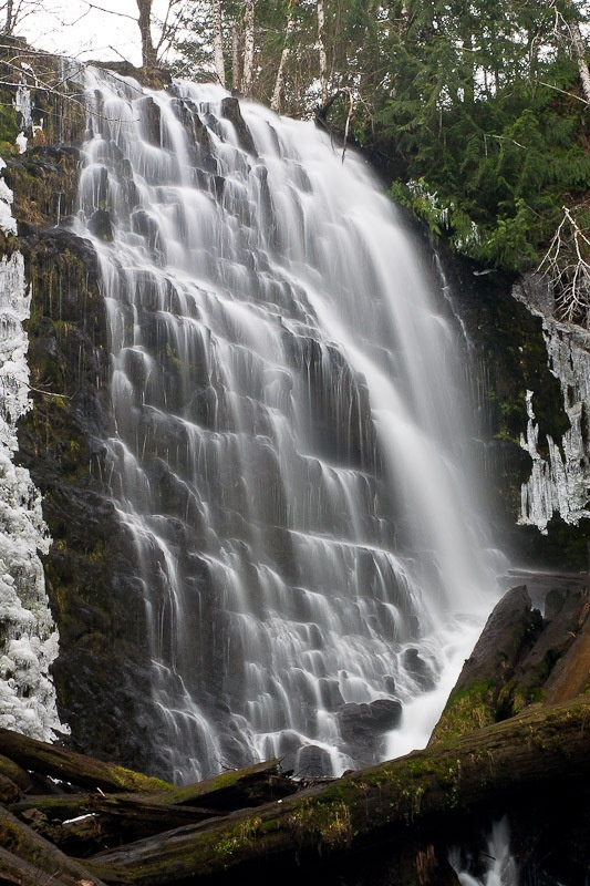 12 Best Oregon Coast Waterfalls For 7th Mini Moon Images