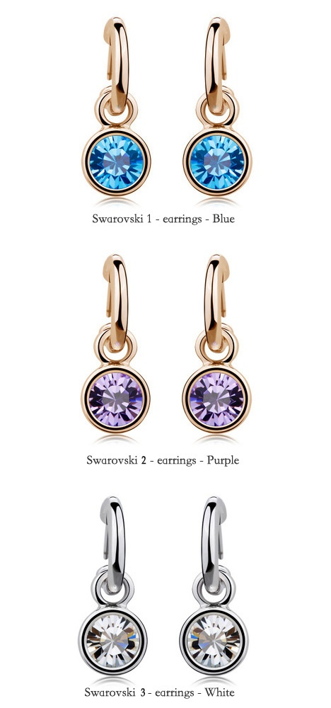 59% OFF Mother's Day Swarovski Special: Choose only 1 out of 7 Swarovski jewelleries made with Pure Brilliance Swarovski Element (FREE delivery to Peninsular Malaysia) @ Fiona Style Fashion (Mont Kiara) for only RM69 instead of RM168!