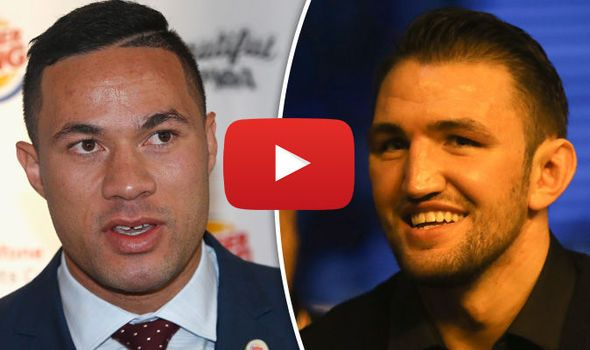 Parker vs Fury on Youtube: Pay-per-view price and how to buy the boxing online