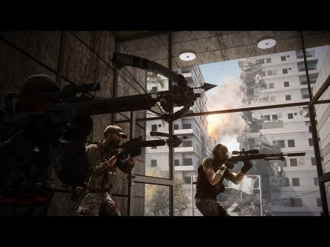 Battlefield 3: Aftermath Premiere Trailer