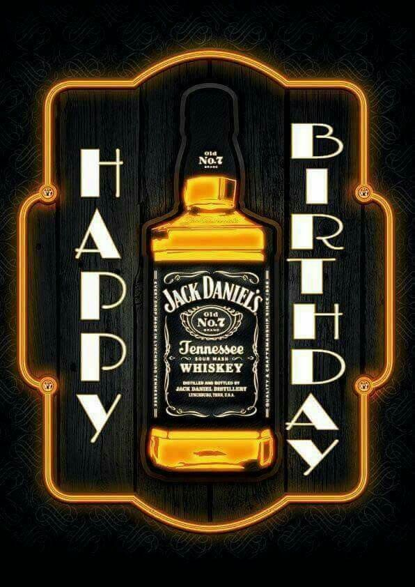 Happy Birthday Jack Jack Daniels Happy Birthday Jack