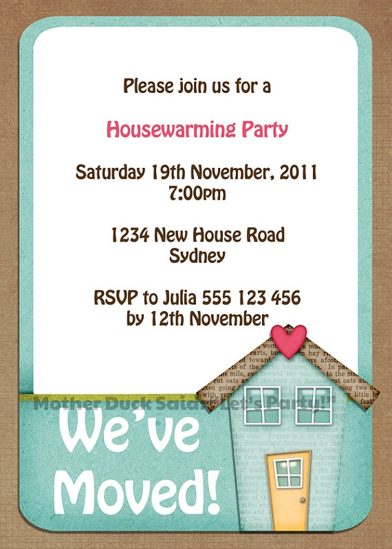 31 best images about Housewarming Party – Housewarming Party Invitations Free