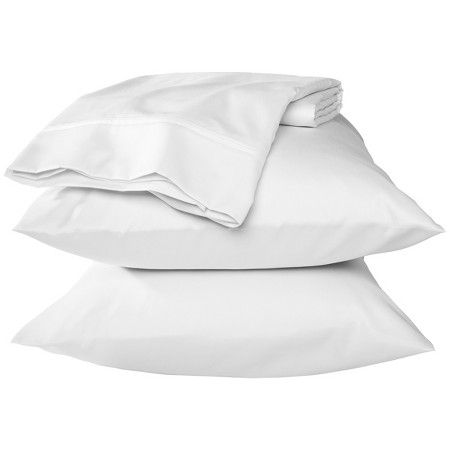 Performance 400 Thread Count Sheet Set White - (Queen) - Threshold™ : Target