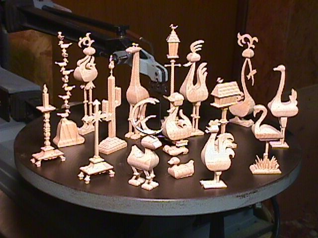 65 best scroll saw images on pinterest woodworking plans wood and picture of 3 d patterns scroll saw patternsanimal fandeluxe Images