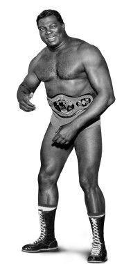 Bobo Brazil - San Francisco Wrestling