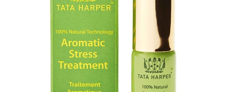 The Cult Tata Harper Stress Treatment That Doubles as Perfume. Finally, a fragrance that does more than just smell good! There's also an Irritability serum, which intrigues.