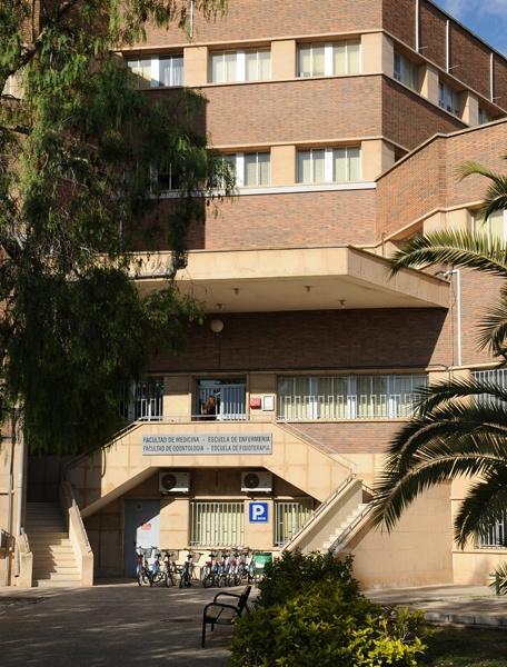 Facultad de Enfermería. Universidad de Murcia