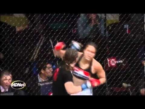 Alexis Davis vs Amanda Nunes full fight