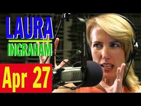 Laura Ingraham Show 4/27/17 - Sen. Paul: Congress Should Rethink Sending Money to Universities