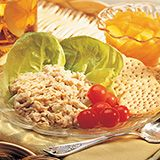 Tuna Salad Wrap featuring Jenny Craig Tuna Salad Kit_small