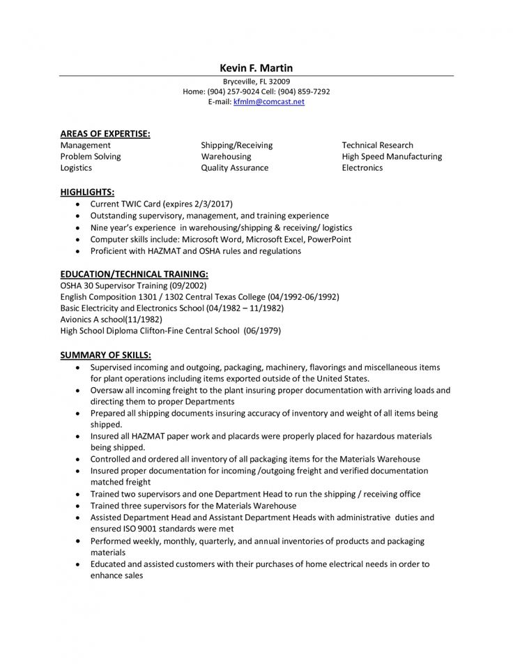 Inventory Clerk Resume Inventory Clerk Resume Cover Letter Resumes