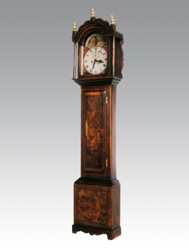 Long Case Clock by Small Time. www.small-time.com