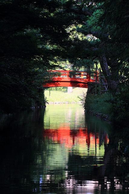 Ritsurin Park, Takamatsu, Kagawa Japan. My Mother, Sachie Yamanaka, was born in Takamatsu.